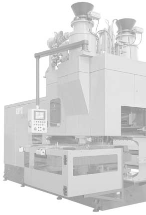 Flask-Less Molding Line